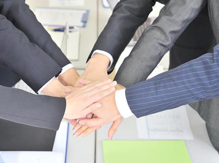 税務と不動産のプロが 一体で応えるサービスの安心感